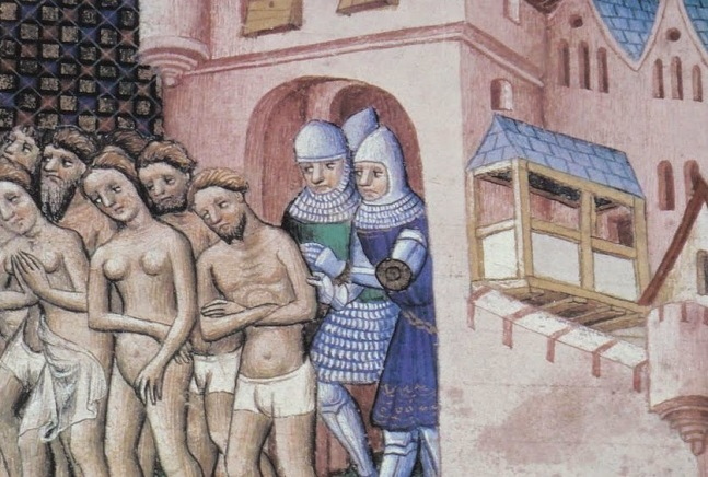 Cathars expelled from Carcassone