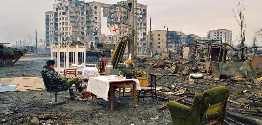 Grozny-Chechnya