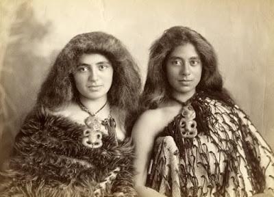 Maori Girls 2