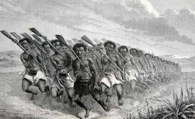 Maoris on Warpath