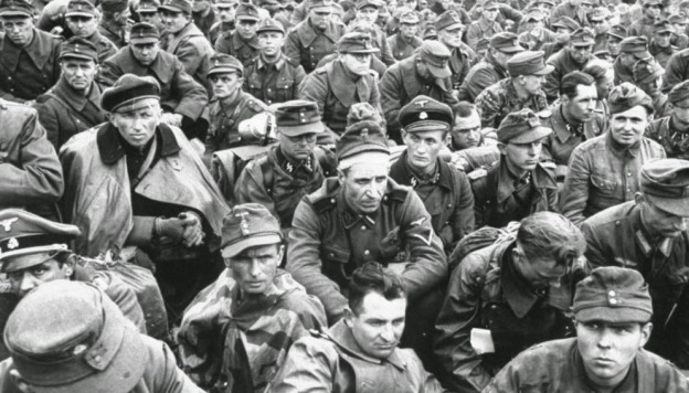 Sea of POWs