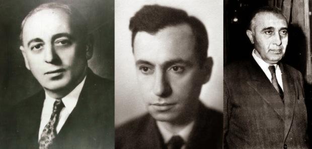 Founders of Baathism