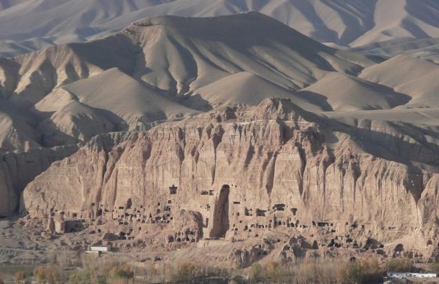 Bamiyan Buddha Niche