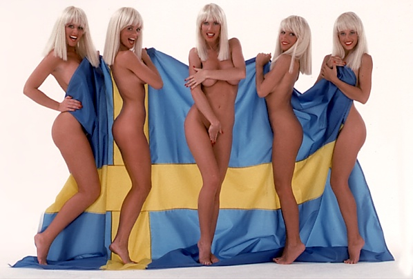 SwedishBikiniShootingTeam