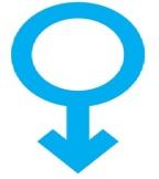 gamma_male_symbol