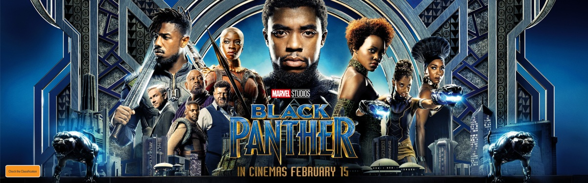 Black Panther: Prepping the Bull (Shit) of White Guilt